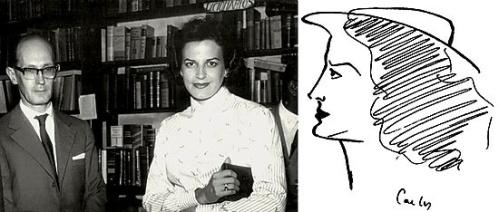 O traço do poeta – desenhos de Carlos Drummond de Andrade