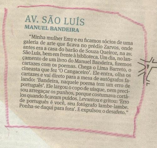 Manuel Bandeira (Paulo Bonfim)