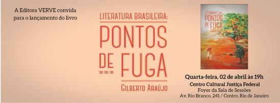 Convite - Gilberto Araújo